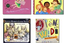 Great Dental Books for Kids / These are good reads for kids--all with dental themes!