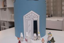 Moomin House DIY