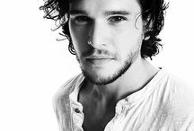 Kit Harington Game of Thrones / by Nor Aziani