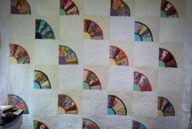 Fan quilts