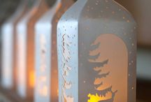 Papierové lampióny