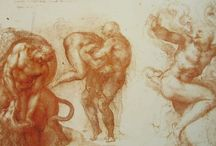Caravaggio,Michelangelo,Da Vinci,Botticelli