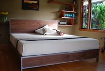 Bed Frame / by Phoebe Yip
