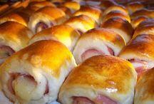 Pães / Pão de Queijo, Pão de Mel, Pão Caseiro, Pão Fitness, Pão Recheado Salgado e Doce, Pão de Batata, Broas