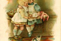 ДЕТИ HELEN JACKSON  CHILDREN OF HELEN JACKSON