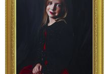 C.Canty Studios' Fine Art Portraits / Our Fine Art Portraits are the perfect marriage between classic portraiture and traditional oil paintings.