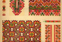 Latvian etc embroidery