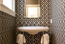 Wall coverings!  / by Jennifer Warrick McCarthy