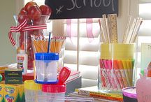 Back to School Party  / by Jo
