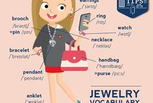 Jewellery Vocabulary