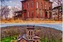Haunted/Abandoned Places & Homes