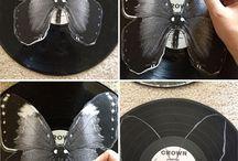 Knutselen / Vlinders