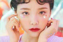 Makeup koreaN !! JapanesE /  Beauty is not in the face; beauty is a light in the heart.  Vẻ đẹp không phải là thứ biểu hiện trên khuôn mặt; thật ra thì vẻ đẹp chính là ánh sáng trong trái tim mỗi người. (Kahlil Gibran)