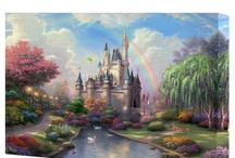 Disney Art / by WorldQuest Orlando
