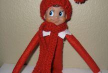 elf on the shelf / by Danika hines
