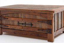 Pallet Wood & Barn Wood Ideas