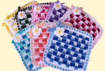 Dishcloths/potholders / by TyeAnn Phillips