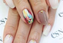 Nails, nehtíky
