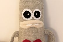 Sock Monsters and Creatures
