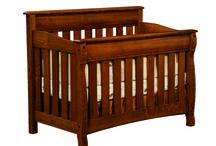 Amish Baby Room