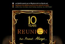 GADALA BELLYDANCE ORIENTAL ATHINA SXOLH XOROY THS KOILIAS AIGYPTIAKOS XOROS ARABIKOS DASKALOI / GADALA REUNION … 2005 – 2015 Past – Present – Always ΣΑΒΒΑΤΟ 2 ΑΠΡΙΛΙΟΥ 2016 ...μια βραδιά γιορτής για τα 10 χρόνια από την ίδρυσή μας!  …με πολύ οριεντάλ χορό, Δώρα & Εκπλήξεις!!! www.gadala.gr * 2103211008 * info@gadala.gr