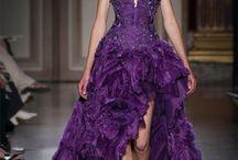 Aubergine  / Purple / by Rebecca Coffey