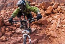 Mountain Biking / I absolutely love to mountain bike.