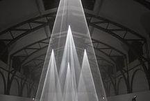 Lighting Effects Sculpture / Art