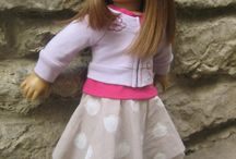 Sewing: doll clothes