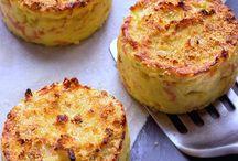 potato and veg