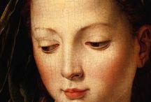 Classical art - portraits