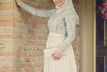 Hijabs formal dress