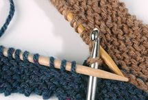 Knitting Techniques, Tips & Tutorials / by Shara