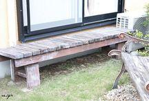 Balcony / ベランダ / LIMIAに投稿されたベランダ・バルコニーのDIY、収納アイディアなどを紹介します✨DIYで自分好みのバルコニーにしてより居心地の良い空間にしませんか?♡ Ideas of DIY and storing tips in balconies posted on LIMIA. https://limia.jp/keywords/331/ ベランダ ウッドデッキ ガーデニング ガーデン テラス エクステリア フェンス バルコニー プランター 目隠し掃除 屋根 おしゃれ マンション すのこ 床 balcony terrace balustrade banister railing design glass french bar cover fence