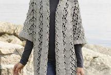 lace jacket crochet