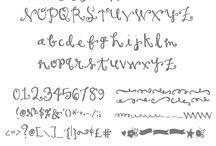 Font you