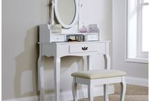 Bedroom Furniture: Dressing Tables / Welcome to our Dressing Tables furniture board. Check out our deals, just click on the image for the direct link to our website!