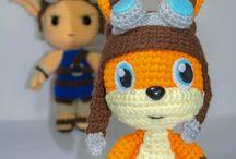 z crochet toys/cats / by jaznak