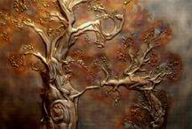 Arte en cobre / Arte y diseño en Cobre