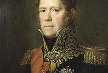 Napoleon's marshals, soldiers, officials
