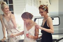 Wedding Style / cool new styles and trends from the world of wedding's that I love to film!