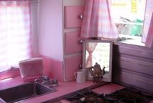 Glam Travel Trailers / by Tina Deal