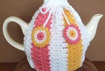 Crochet tea cosies /gifts