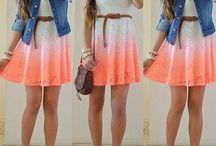 nyári outfit