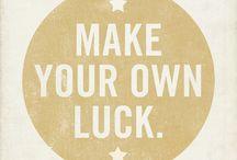 Luck theme