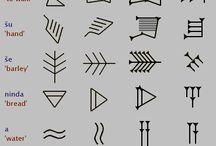 ancient scripts