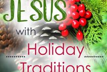 Holiday//Christmas Ideas + Inspiration / All things Christmas | Ideas and Inspiration for creating a meaningful Christmas