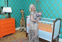 Tori Spelling's Nursery