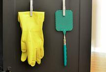 Zagospodarowanie przestrzeni - kuchnia/pralnia/lazienka