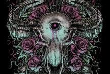 Metal art (albums, fonts etc)
